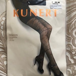 KUNERT Accessories - KUNERT Black Tights/ Pantyhose from Germany Finest